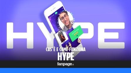 Cos'è e come funziona Hype, la nuova app per le dirette video in stile Snapchat