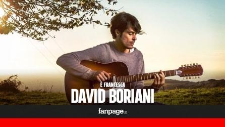 è Francesca - David Boriani (ESCLUSIVA)