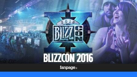 Cos'è BlizzCon, la fiera del fantasy dove i videogiochi diventano reali