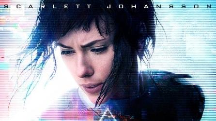 Ghost in the Shell, il Trailer del film con Scarlett Johansson