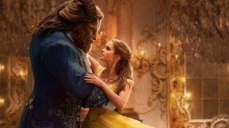 La Bella e la Bestia, il trailer italiano