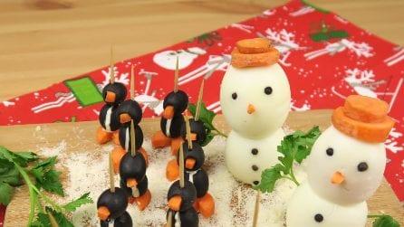L'antipasto perfetto per la cena di Natale :)