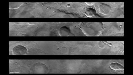 Ecco le prima immagini di Marte della missione ExoMars