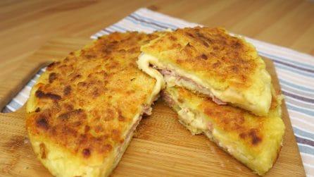 Sbriciolata di patate: facile, veloce e gustosa!
