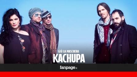 Giù la maschera - Kachupa (ESCLUSIVA)