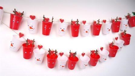 Calendario dell'avvento: un modo originale per attendere il Natale