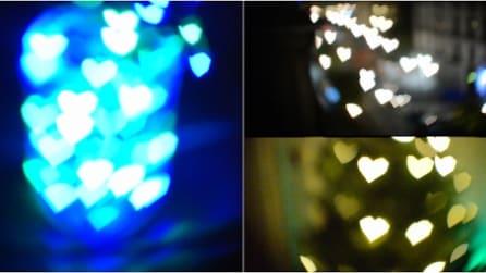 Come creare l'effetto bokeh con le luci