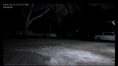 Ufo nei cieli della Florida? No, si tratta di un meteorite