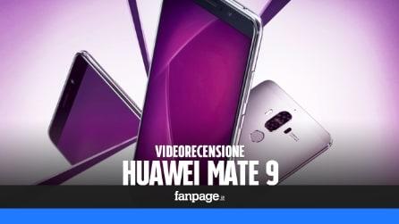 Huawei Mate 9: video recensione e caratteristiche tecniche