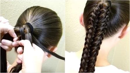 Intreccia i capelli in modo originale: un'acconciatura che conquisterà tutti
