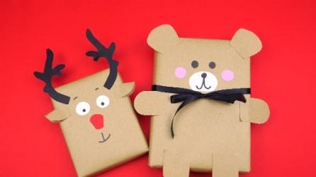 Come incartare un regalo per Natale: le idee semplici e speciali