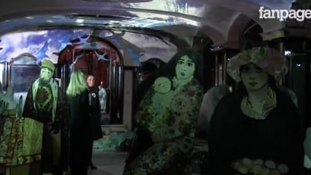 Un'opera sotterranea nel cuore di Milano: inaugurato il Gran Presepe Metropolitano