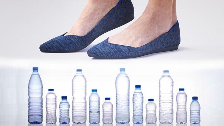 Addio agli sprechi: Adidas lancia le scarpe fatte di