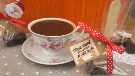 Preparato per la cioccolata calda: il regalo di Natale buono e originale!