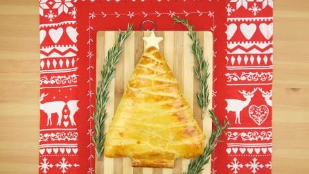Albero ripieno: l'idea gustosa da portare in tavola a Natale!