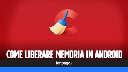 Come liberare memoria in Android