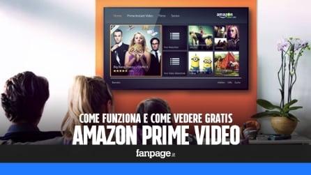 Amazon Prime Video: come funziona e come vedere serie TV e film gratis