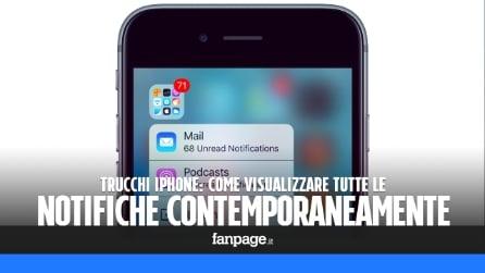 Trucchi iPhone: come controllare (contemporaneamente) le notifiche delle app in una cartella