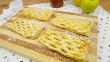 Tartine di mele: così particolari che non vedrete l'ora di provarle!
