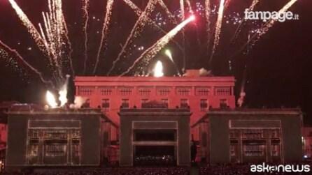 Colombia, la Festa delle luci illumina la notte di Bogotà