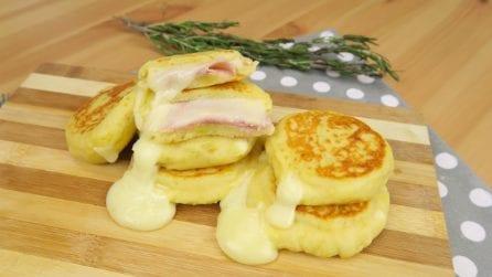 Focaccine di patate ripiene: la ricetta gustosa e sfiziosa!