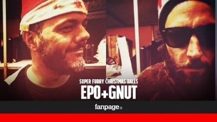Super Furry Christmas Balls - Epo+Gnut