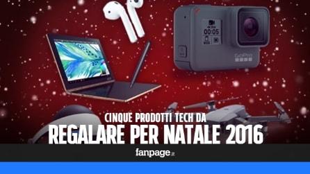I 5 regali tech per Natale 2016