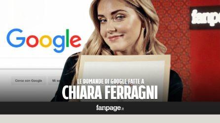 Chiara Ferragni, Fedez, nuda, scarpe: la blogger risponde alle domande di Google