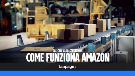 Come funziona Amazon: dal clic alla spedizione, così viaggiano i vostri acquisti online