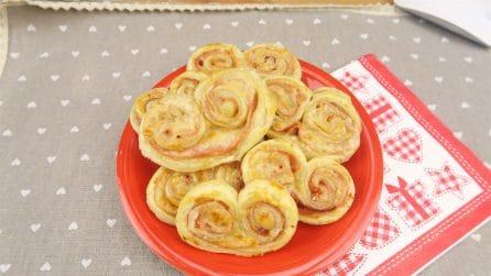 Ventagli salati: l'antipasto sfizioso per Capodanno!