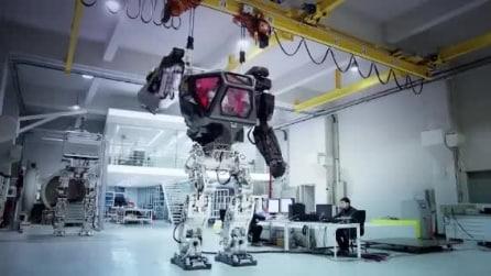Ecco Method, il robot che si guida come un Gundam