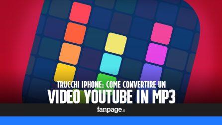 Scaricare mp3 da YouTube con iPhone (e condividerlo con WhatsApp)