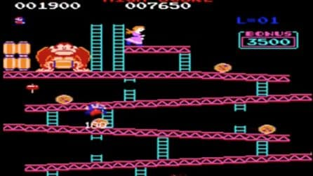 Donkey Kong (1981): il mitico videogioco della Nintendo