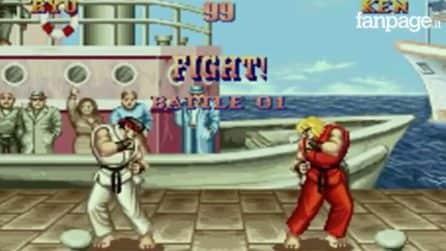 Street Fighter II, 1991: uno dei migliori picchiaduro di tutti i tempi