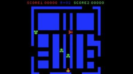Un classico della sala giochi: il mitico Route-16