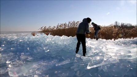 Un lago di cristallo, tutto lo spettacolo del Balaton