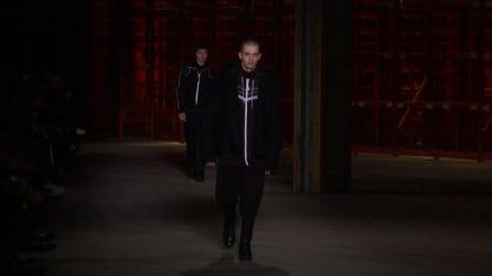 Milano moda uomo, i nuovi ninja di Diesel black gold