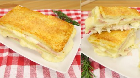 Plumcake salato senza cottura: la ricetta pronta in pochi minuti!