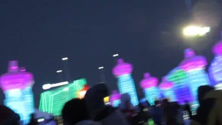 La città fatta di ghiaccio: il Festival di Harbin in Cina