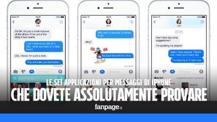 Le app per Messaggi di iPhone e iPad che dovete assolutamente provare