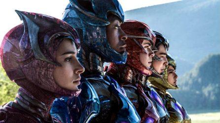 """""""Power Rangers"""", il trailer italiano ufficiale"""