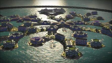 Benvenuti nella prima città galleggiante della storia