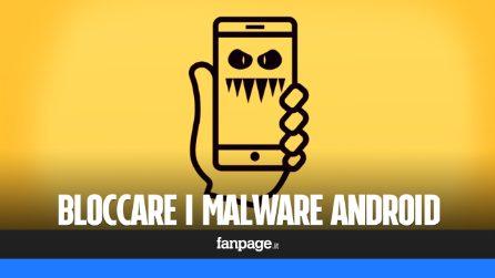 Come bloccare gran parte dei malware Android senza antivirus