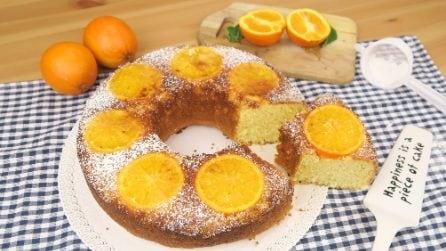 Torta all'arancia rovesciata: il dolce profumato che vi conquisterà!