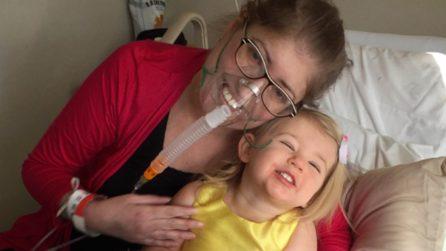 Ha vissuto 6 giorni senza polmoni: l'incredibile storia di Melissa