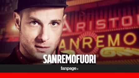 """Clementino incrocia le dita per l'accesso alla finale di Sanremo: """"Votatemi, sarò sempre me stesso"""""""