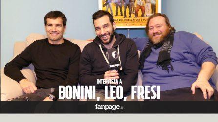 """Bonini - Leo - Fresi: """"Masterclass rischia di eclissare il primo Smetto Quando Voglio"""""""