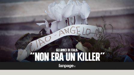 """Vasto, la ragazza di Italo lascia un fiore dove è morto: """"Amore mio, il mio amore"""""""