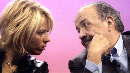 """Maurizio Costanzo: """"Mia moglie è la cosa più importante della mia vita"""""""