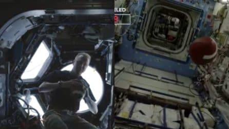 Nasa, l'omaggio al Super Bowl: il passaggio di 500 km nello spazio, il più lungo della storia
